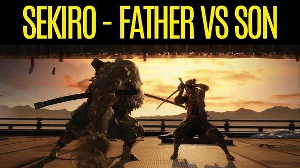 SEKIRO-Father-Vs-Son-How-to-Beat-The-Owl