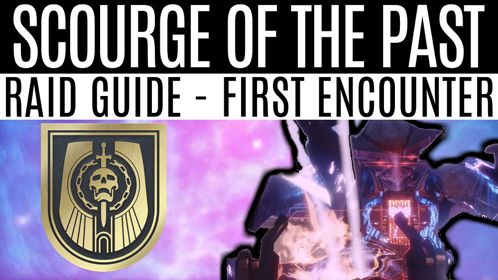 DESTINY 2 - Scourge Of The Past, Easy First Encounter