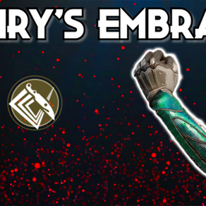 ATHRY'S EMBRACE | Do I Call It AIMBOT Weighted Knifes Like Everyone Else?! | Athry's Embrace Review