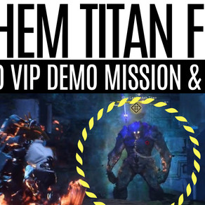 ANTHEM - New Gameplay, Fighting Titans! Third Mission, Ranger Javalin