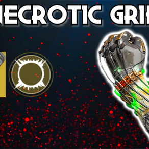 NECROTIC GRIP | Insane DoTs, MOAR DOTS MOAR DOTS | Many Whelps, NOW Handel IT! Necrotic Grip Review