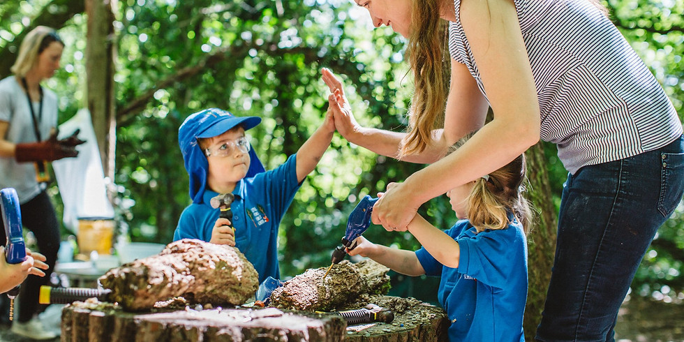 Enchanted Forest Summer Holiday Camp
