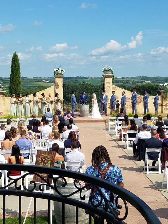Wedding Ceremony Service