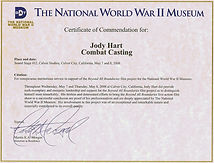 World War II Museum Cert.jpg