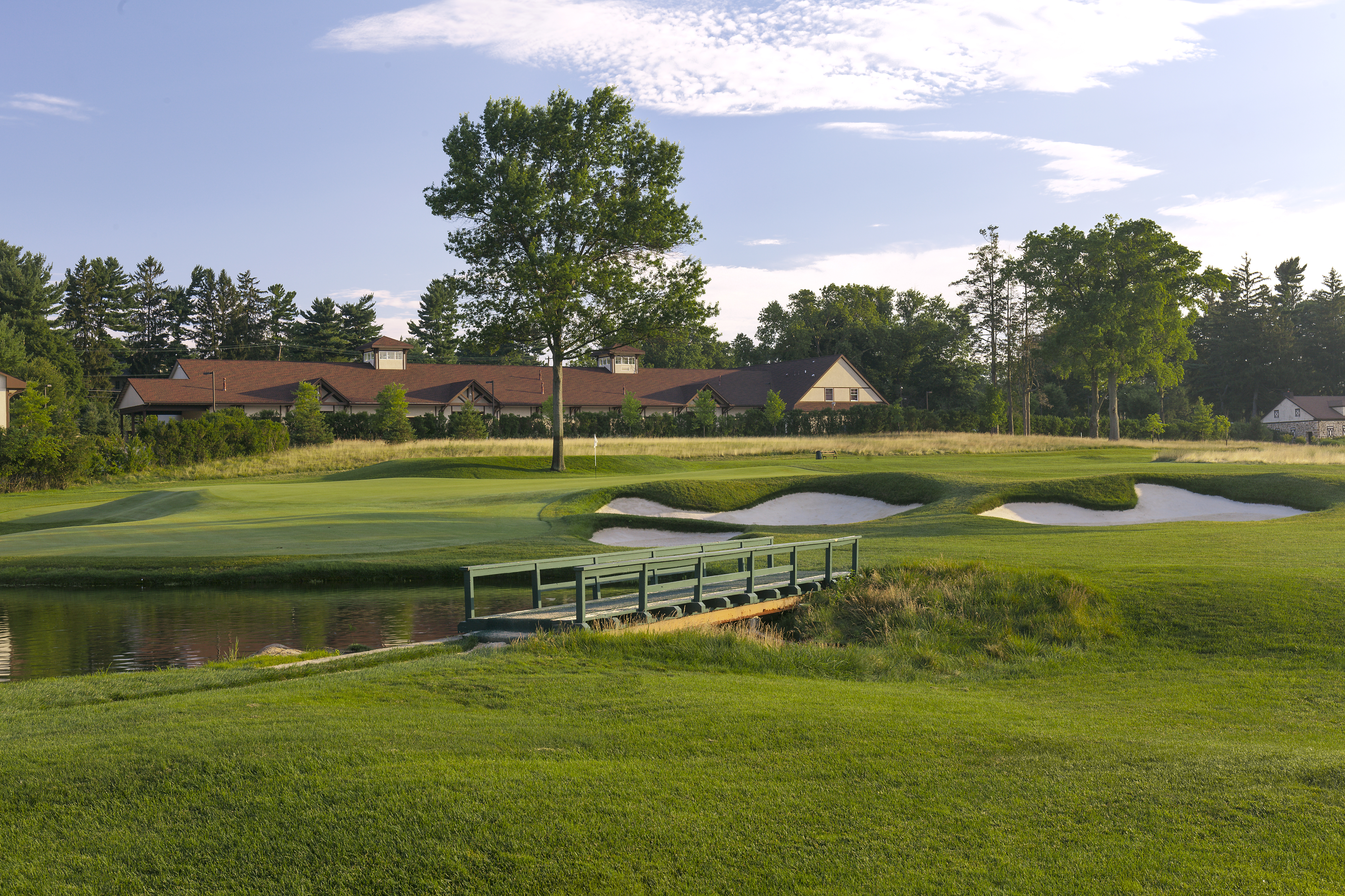 Aronimink Golf Club 17.1