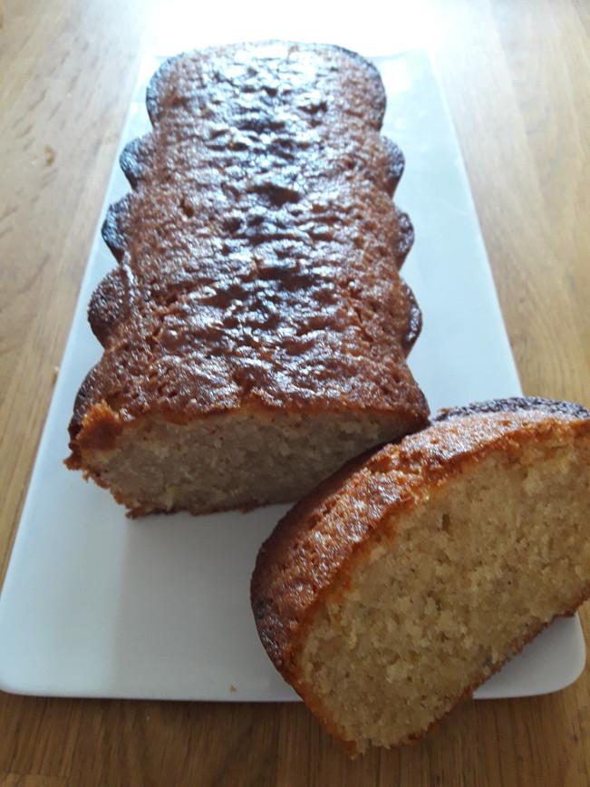 Cake à la Cardamome et à la Cannelle