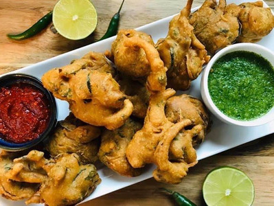 VEGETABLE PAKORA (Vegan)