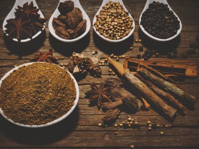 How to make fresh ground GARAM MASALA powder