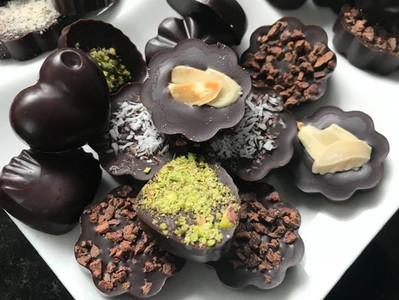 VEGAN RICH DARK CHOCOLATE