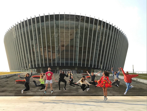 Parsons Dance on Tour in China