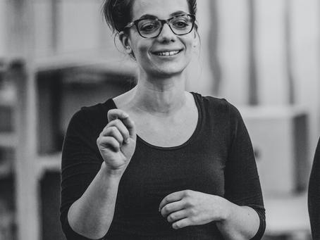 Week 3 of Rehearsals: Rosie's Blog