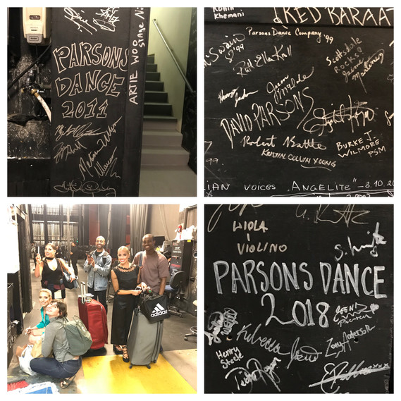 Parsons Dance on Tour in Arizona