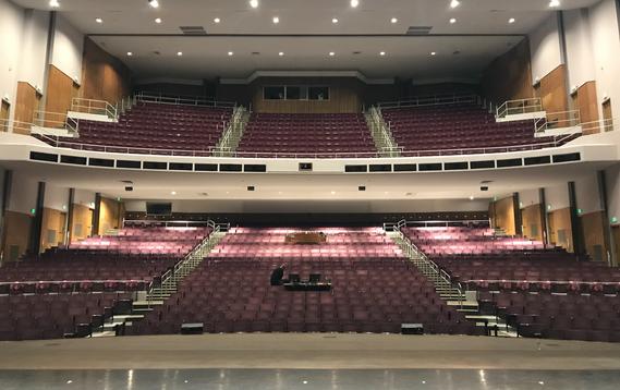Parsons Dance on Tour in Utah