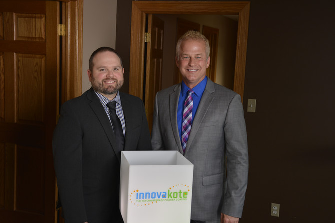 Grand Rapids Business Journal talks with Innovakote