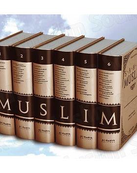 sahih-muslim-6-volumes-al-hadith-edition