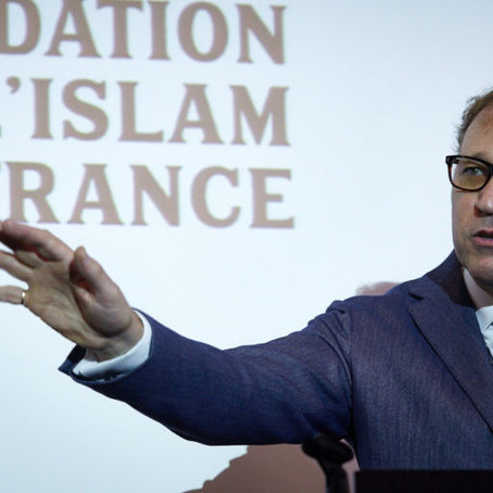 CHAPITRE 39 : RETOUR DE LA CONFERENCE DE PRESSE AVEC LA FONDATION DE L'ISLAM DE FRANCE