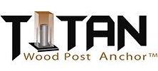 titan post anchors