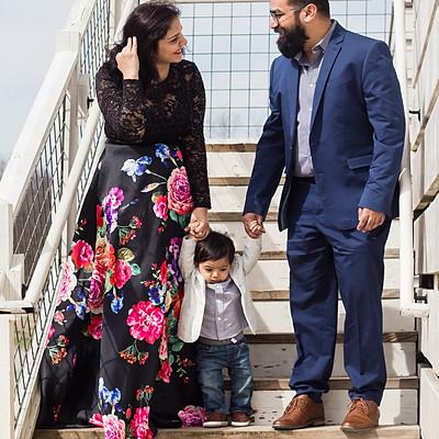 Ammar Haider & Family