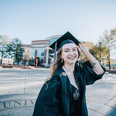 Alicia - Graduation