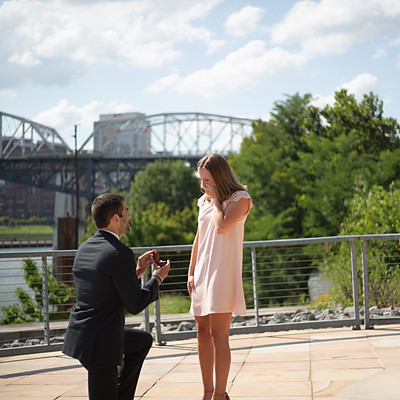 Danny & Abby - Surprise Marriage Proposal