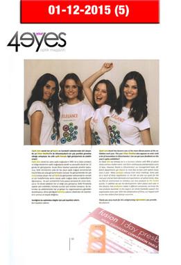 2015 December - 4 Your Eyes Dergisi