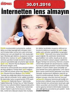 30 January 2016 - Aliağa Express
