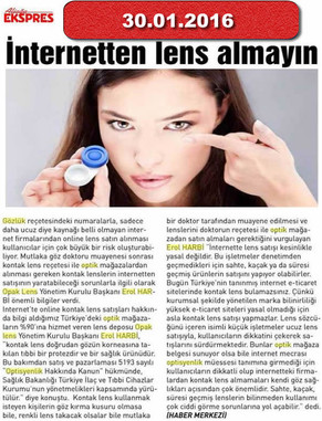 30 Ocak 2016 - Aliağa Express