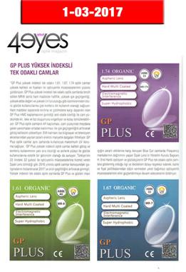 2017 March - 4 Your Eyes Dergisi