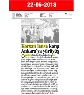 22 May 2018, Bursa Olay Gazetesi