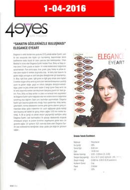 Nisan 2016 - 4Your Eyes Dergisi