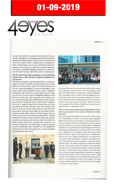1 September 2019 - 4 Your Eyes Magazine