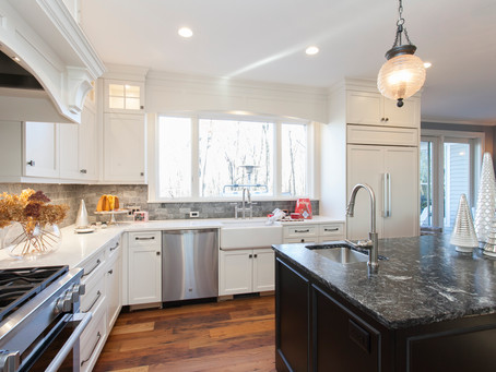 The All-White Kitchen - 4 Ways to Add Personality