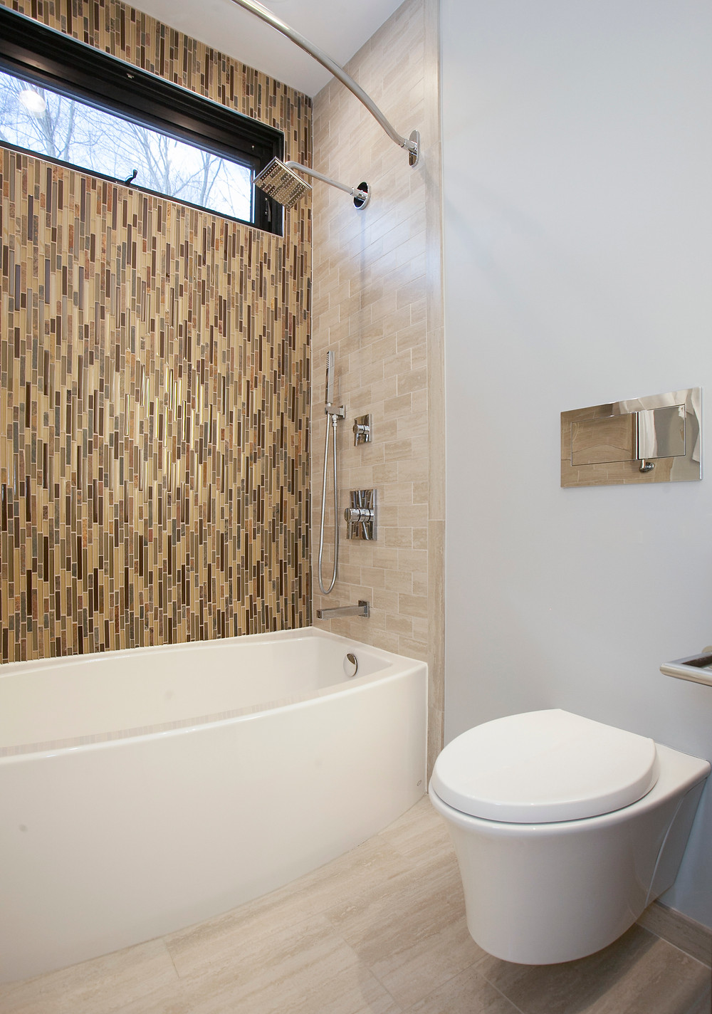 Contemporary Wall Hung Toilet