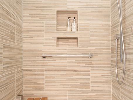 6 Wellness Features for your Shower