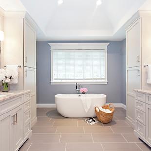 A Spa-like Bath for Two