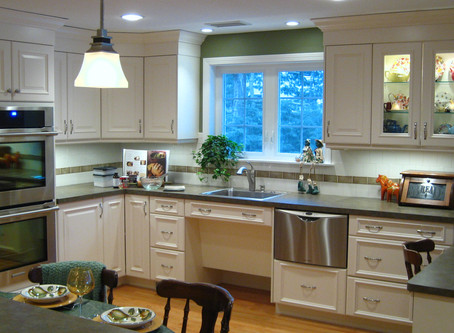 Kitchen & Bath Design for Aging in Place