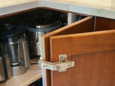 5 Reasons Why we Use Ultracraft Cabinetry