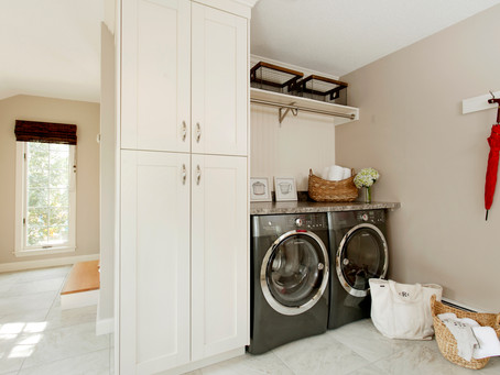 5 Mudrooms Ready to Take on Spring