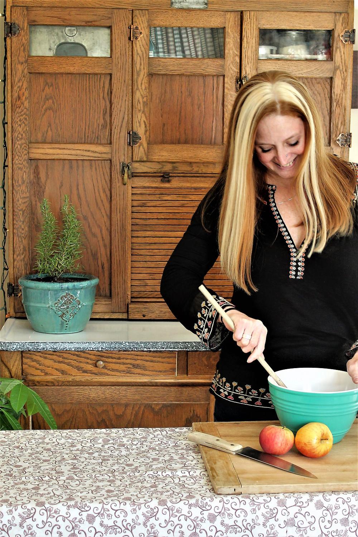 Jennifer Mather joins the 2018 West Hartford Kitchen Tour