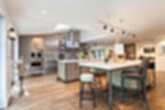 Contemporary kitchen designed & installed by Kitchen & Bath Design + Construction, West Hartford, CT.