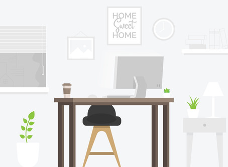 5 tips and the 1 thing you should NEVER do when working from home