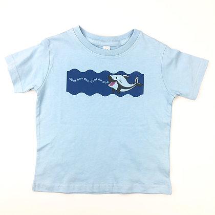 Baby Shark Toddler Tee