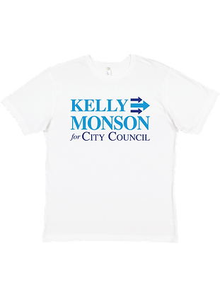 Kelly Monson for City Council Tee