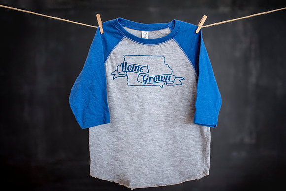 Toddler Iowa Home Grown