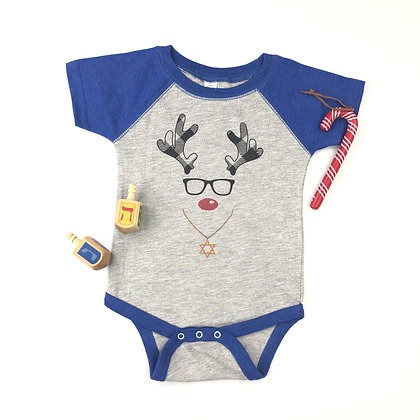 Baby Chrismukkah Rudolph