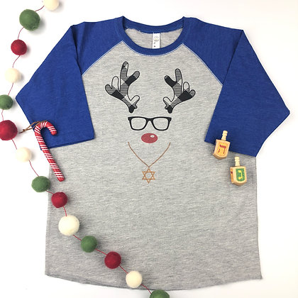 Youth Chrismukkah Rudolph