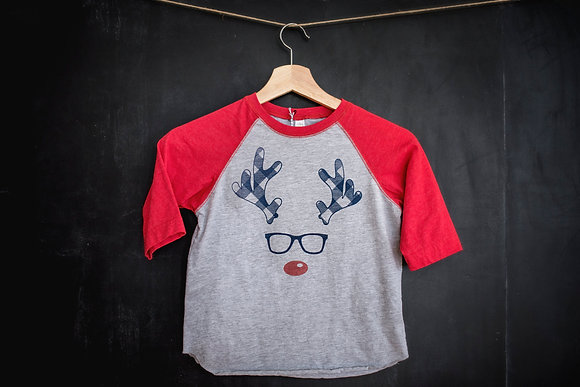 Youth Hipster Rudolph