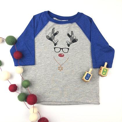 Toddler Chrismukkah Rudolph
