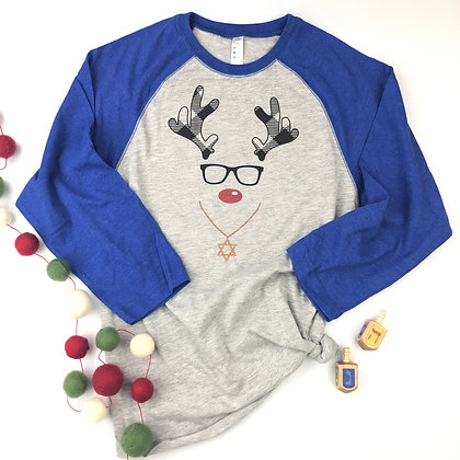Adult Chrismukkah Rudolph