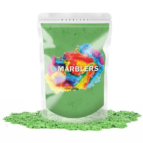 MARBLERS® [Jade Green]  Pure Mica Powder Colorant 3oz (85g)